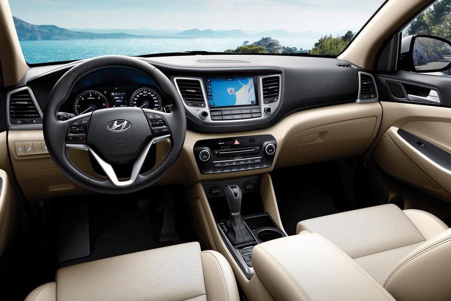 יונדאי טוסון 2018 מקבל מנוע טורבו ומערכות בטיחות מתקדמות