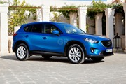"מאזדה CX-5 וקיה מומלצות ע""י JD Power"