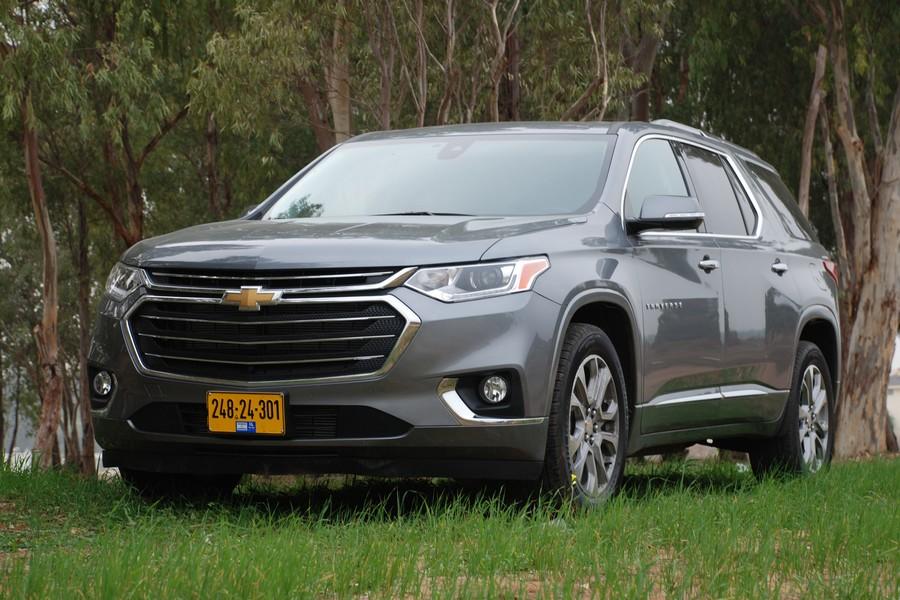 מותג חדש שברולט - Chevrolet GW-64